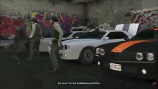 ویدیو مراحل GTA V به همراه زیرنویس فارسی - بخش 10