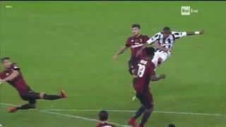 خلاصه بازی یوونتوس 4 - 0 میلان (فینال کوپا ایتالیا 2017/18)