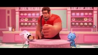 تریلر انیمیشن WRECK-IT RALPH 2