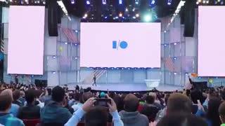 جلسه I/O 2018 گوگل - 15 مه 2018