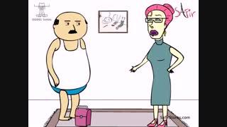 جدیدترین انیمیشن سوریلند -پرویز و پونه عود مود !