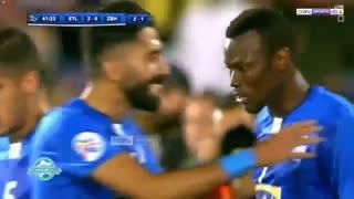 خلاصه بازی استقلال 3 - 1 ذوب آهن (لیگ قهرمانان آسیا 2018)