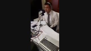 مترجم همزمان  مجرب پروموت شرکت بین المللیGenetec(ژنتک) در ایران- نادر نامداران مترجم همزمان بین المللی