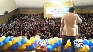 نمونه کار تقلید صدای خوانندگان (سامان طهرانی)