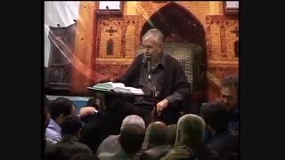 حاج منصور ارضی - مناجات امیرالمومنین - رمضان 1391 | شب 22