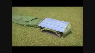در آینده : کاربرد سیستم های خورشیدی در ارتش
