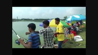 مسابقه ماهیگیری کپور