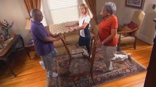 ورزش نشسته برای افراد سالمند- 22 مه 2018