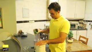 فیلم آموزش آشپزی - طرز تهیه سس سیر foodacademy.ir