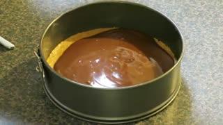 کیک شکلاتی خوشمزه یخچالی بدون فر