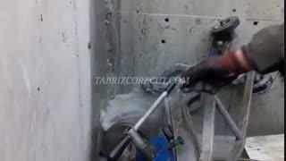 پروژه انتقال آب ارس / کارفرما : شرکت سگال آذر