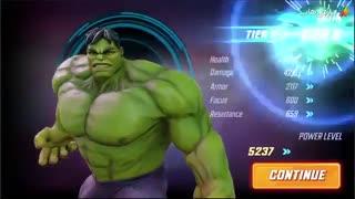 بازی آنلاین «نیروی ضریت مارول» - MARVEL Strike Force