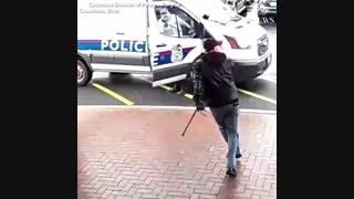 کمک به پلیس به شیوه خاص