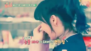 Red velvet crying moments ... وقتی گریه میکنن .. اشکم در اومد