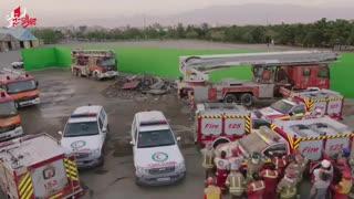 جلوه های ویژه و هیجان در تیزر فیلم در حال اکران چهار راه استانبول