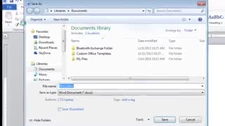 How to Create a Tab Delimited List on Microsoft Word