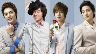 آهنگ زیبای * Lucky * موسیقی متن سریال پسران برتر از گل