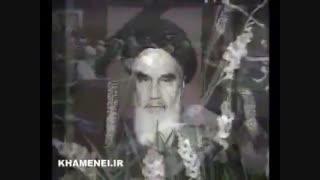 فراز پایانی وصیتنامه امام خمینی «رضوان اللّه تعالی علیه»