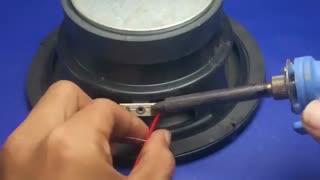 برق رایگان با استفاده از اسپیکر