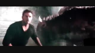 فیلم سینمایی Jurassic World: Fallen Kingdom 2018 با کیفیت روپرده ای