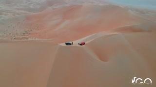 تصاویر فوق العاده از صحرا