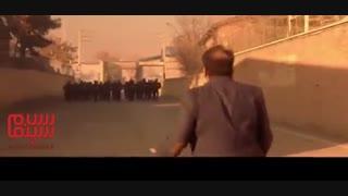 سکانسی از فیلم «ساعت ۵ عصر» با بازی سیامک انصاری