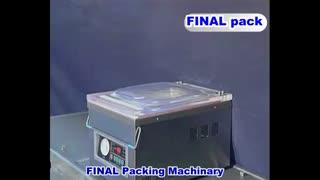 دستگاه وکیوم بسته بندی  رومیزی  02155594341