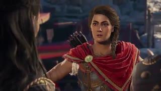 تریلر گیمپلی Assassin's Creed Odyssey در E3 2018