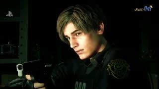 تریلر بازسازی بازی خاطر انگیر و زیبای Resident Evil 2 در E3 2018