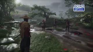 تریلر بازی Ghost of Tsushima در نمایشگاه E3 2018