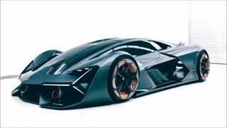 معرفی خودروی - Lamborghini 2019