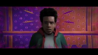 تریلر انیمیشن مرد عنکبوتی: به درون دنیای عنکبوتی
