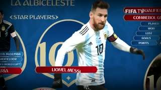 آلبی سلسته و جام جهانی 2018