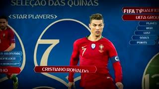 برزیل اروپا ، همگروه سرسخت ما در جام جهانی