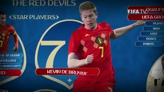 شیاطین سرخ اروپا ، آماده ترین تیم تاریخ بلژیک