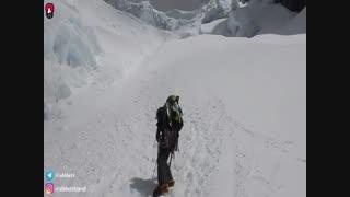 صعود به قله آلپامایو