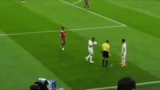 گل ایران مراکش جام جهانی 2018 از بهترین زاویه ممکن با کیفیت بالا