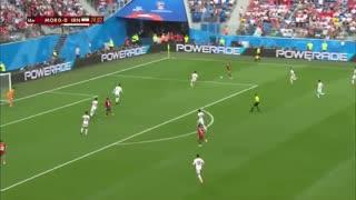 بازی ایران - مراکش   Group B   97/3/25