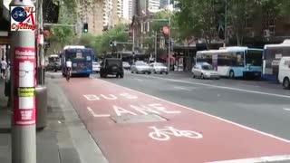 تجربه توسعه دوچرخه سواری در شهر سیدنی - استرالیا