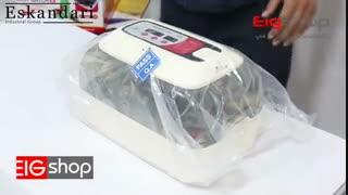 جعبه گشایی دستگاه جوجه کشی کره ای آرکام سورو 20