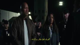 فیلم رمپیج ۲۰۱۸
