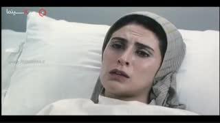سکانس گفتگوی رضا کیانیان با بهناز جعفری در بیمارستان فیلم خانه ای روی آب ۱۳۸۰
