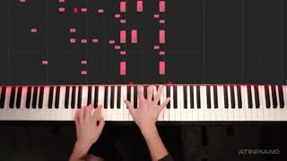 قطعه ی پیانو  فوق العاده زیبا و آرامبخش