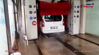 کارواش دروازه ای اتوماتیک ISTOBAL M'Nex 22 آنالیا ترکیه