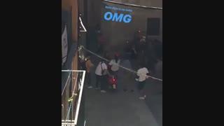 نفس بی نام(پارک شین هه)در لندن ۲۰۱۸(ویدیوهای دیده نشده از این سفر استراحتی)