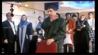 سکانس دومین رویارویی حاج کاظم و سلحشور آژانس شیشه ای