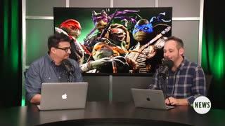 فیلم جدید Teenage Mutant Ninja Turtles در راه است