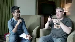 مصاحبه با دیو کلیتون