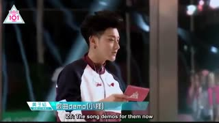 Produce 101 Chinese Episode 9 ( With ENG Substitle ) - نماشا