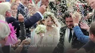 جان اسنو بازیگر سریال گیم اف ترونز  ازدواج کرد